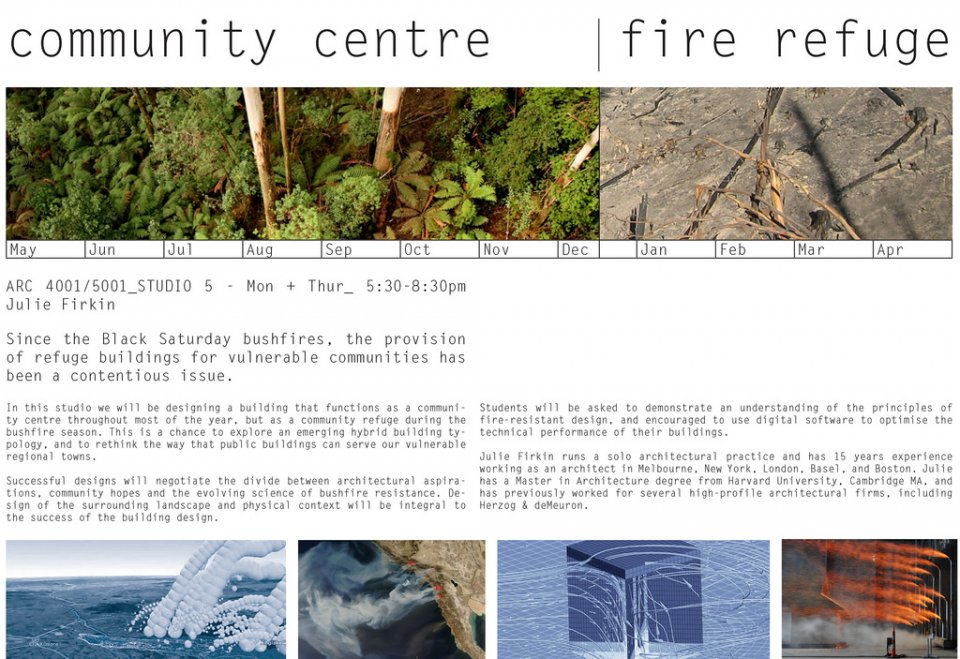 community centre | fire refuge