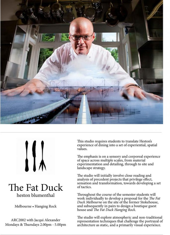 The Fat Duck - Heston Blumenthal