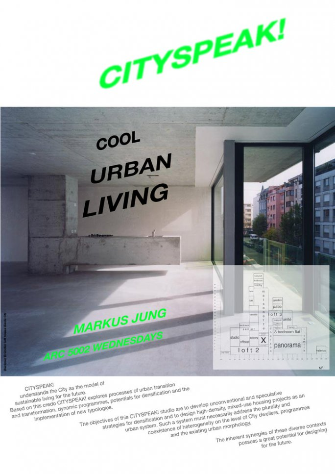 Cool Urban Living