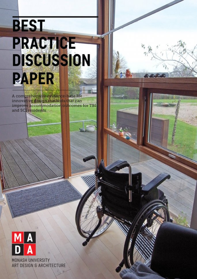 Rethinking design's contribution to assisted living environments