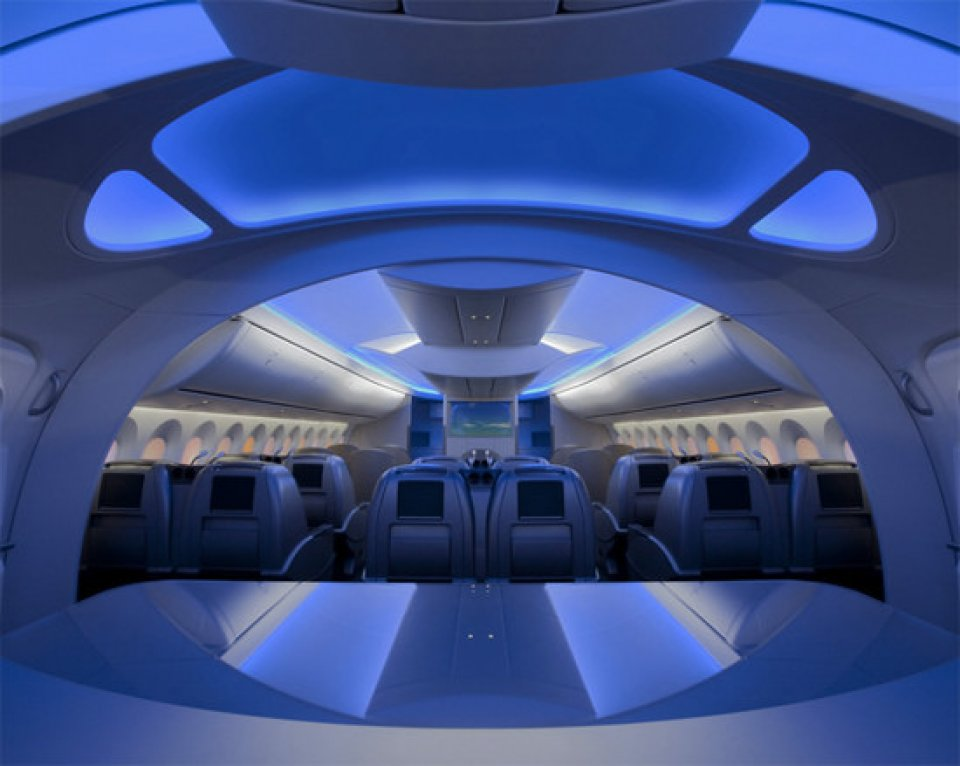 Future Air Travel Experience