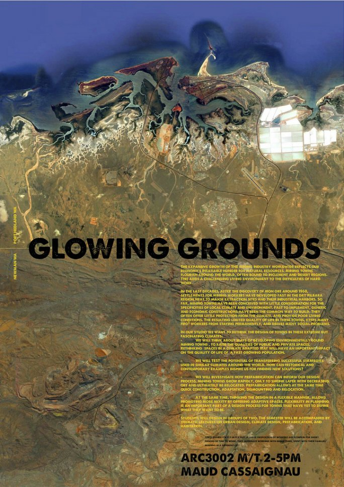 Glowing Grounds