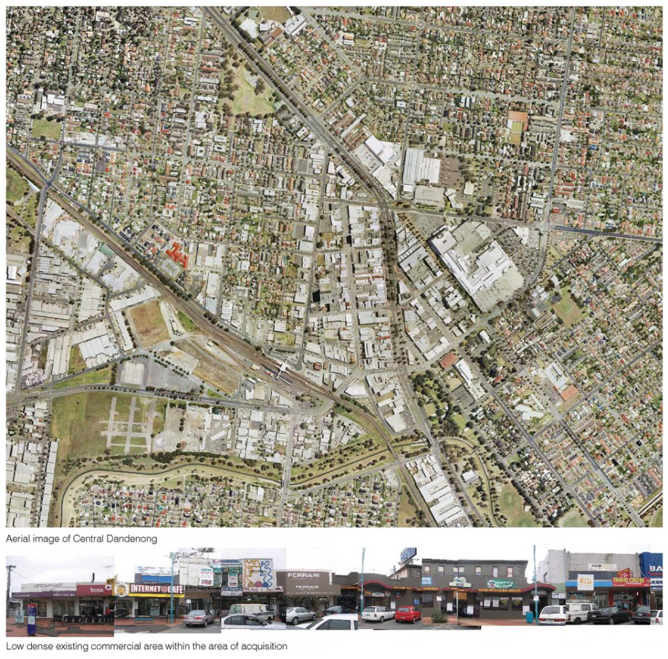 Revitalising Central Dandenong